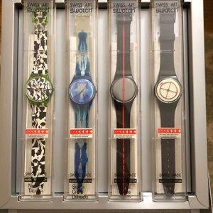 Swatch 1991 Swiss 700th Anniversary Box Set